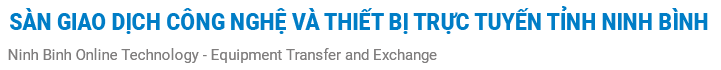 NBTEX.VN - Tìm mua, chào bán máy móc, thiết bị, dây chuyền công nghệ