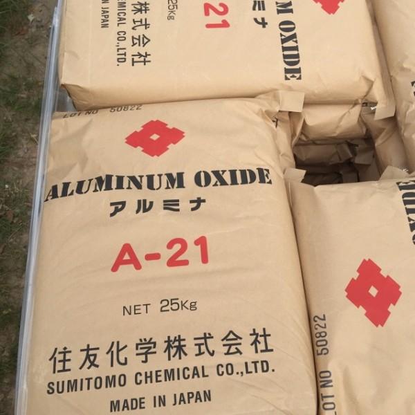 Bột nhôm oxit - Aluminum Oxide