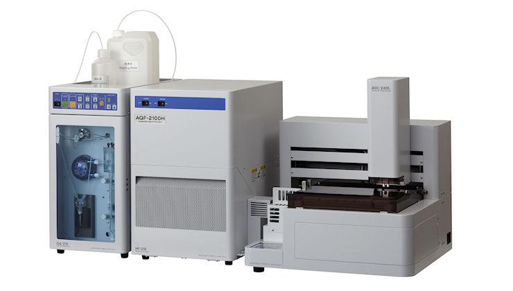 Thiết bị nung đốt mẫu phân tích sắc kí ion model AQF 2100H - Mitsubishi - Nhật Bản