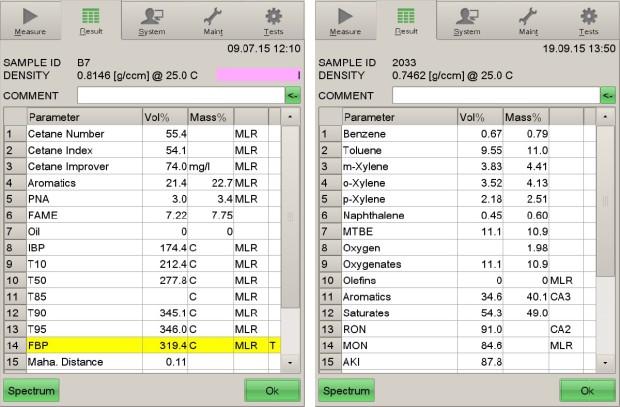 Máy đo trị số OCTANE ERASPEC - ERALYTIC (Áo)