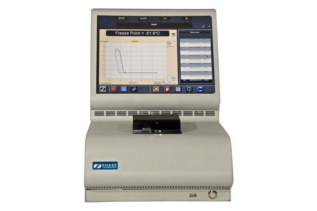Máy đo điểm kết tinh, điểm đông đặc, điểm mây model PSA -70Xi Canada