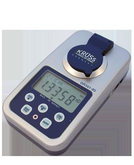 Khúc xạ kế điện tử cầm tayDR 301-95 hãng KRUSS - Đức