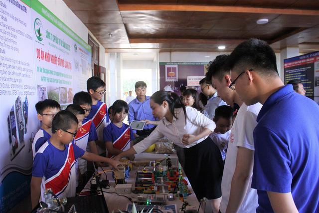 Khai mạc Techfest Vùng Bắc Trung Bộ 2018