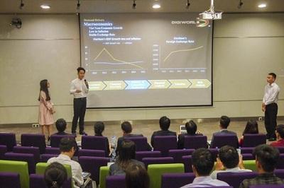 Khởi động Cuộc thi RMIT Vietnam Research Challenge - Thử thách nghiên cứu tài chính 2018 (RRC)